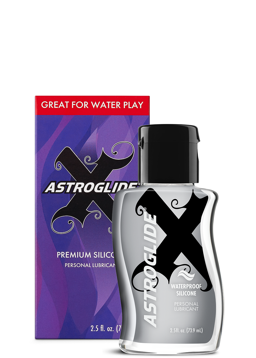 Astroglide X <br><span>Silicone Liquid</span> image